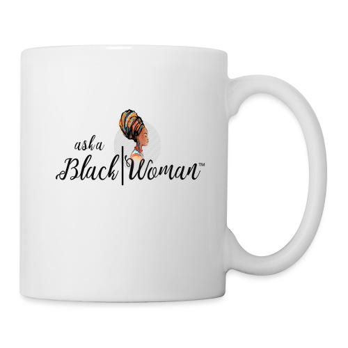 Official Ask A Black Woman Solo Show Products - Coffee/Tea Mug