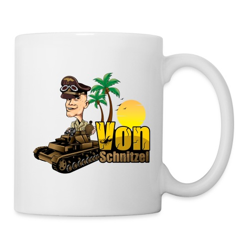Von Schnitzel Afrika - Coffee/Tea Mug