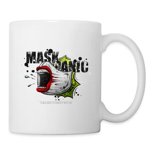 mask panic - Coffee/Tea Mug