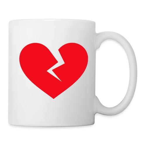 Broken Heart - Coffee/Tea Mug