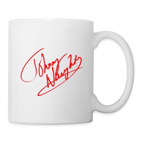 autographfixed - Coffee/Tea Mug