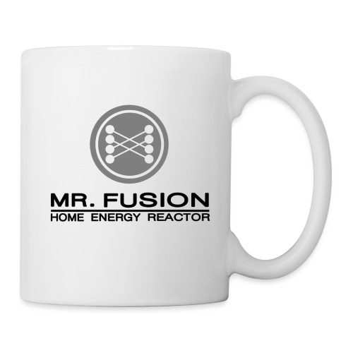 mr fusion1 - Coffee/Tea Mug