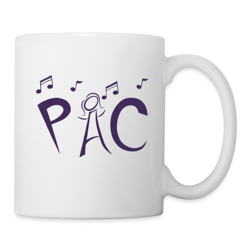 PAC Logo Purple - Coffee/Tea Mug