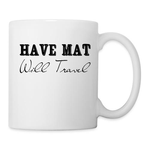 Have at, will travel - Coffee/Tea Mug