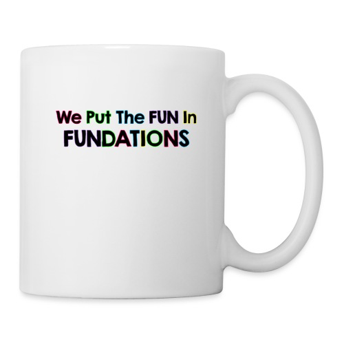 fundations png - Coffee/Tea Mug