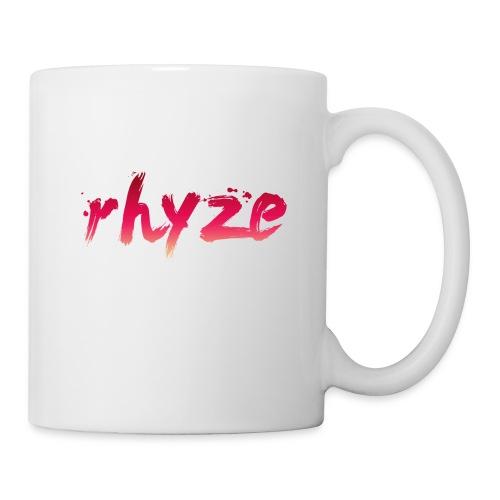 Rhyze Lettering - Coffee/Tea Mug