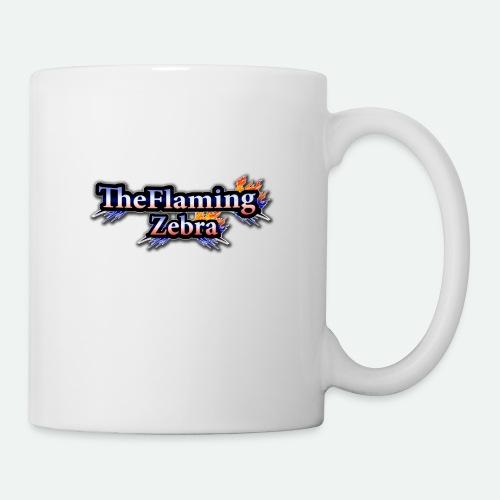 BIG TheFlamingZebra Logo - Coffee/Tea Mug