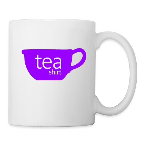 Tea Shirt Simple But Purple - Coffee/Tea Mug