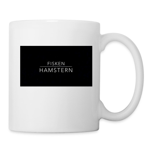 Fisken och Hamstern - Coffee/Tea Mug