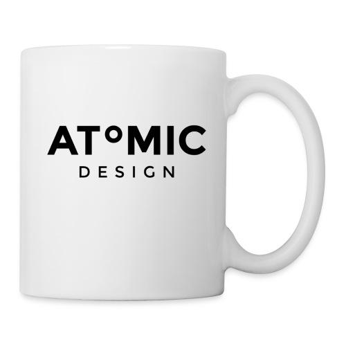 Atomic Design Brand Logo - Coffee/Tea Mug
