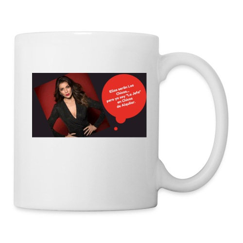 La Jefa - Coffee/Tea Mug