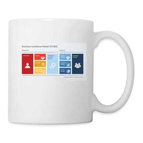 6806 01 business excellence model efqm 9 - Coffee/Tea Mug