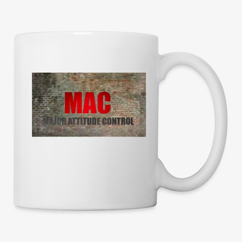MAC LOGO - Coffee/Tea Mug
