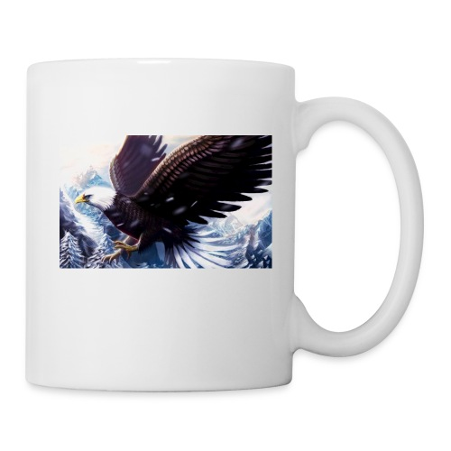 Art of the eagle - Coffee/Tea Mug