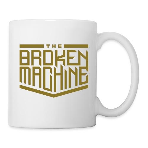 TheBrokenMachine Emblem Logo - Coffee/Tea Mug