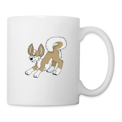Crouching Chihuahua - Coffee/Tea Mug
