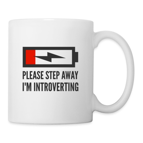 introverting - Coffee/Tea Mug