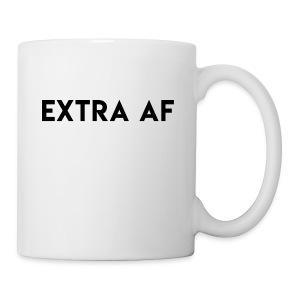 Dragcentric Extra AF - Coffee/Tea Mug