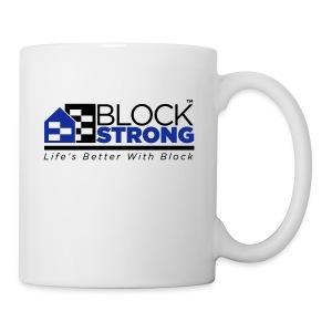 blockstrong logo - Coffee/Tea Mug