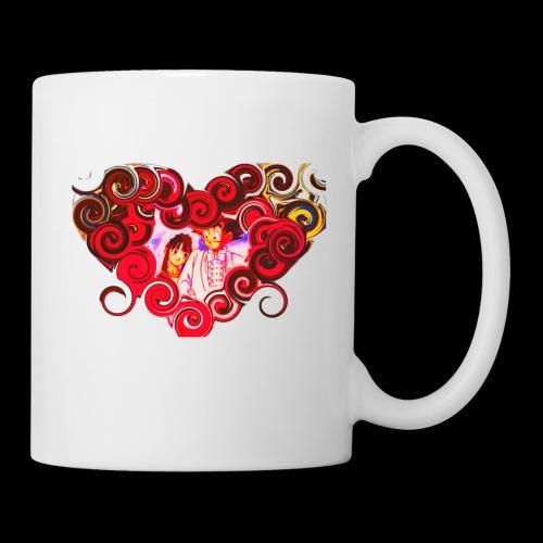 Custom heart design - Coffee/Tea Mug