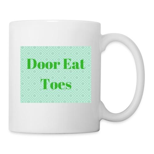 Door Eat Toes - Coffee/Tea Mug