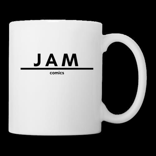 JAM comics logo. - Coffee/Tea Mug
