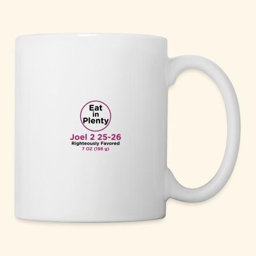 Eat in Plenty - Coffee/Tea Mug