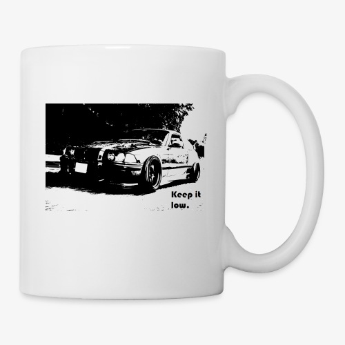 E36 - Keep it low. - Comic - Coffee/Tea Mug