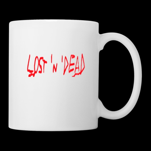 Lost and Dead logo - Coffee/Tea Mug