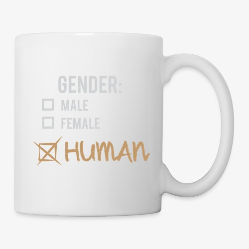Gender: Human! - Coffee/Tea Mug