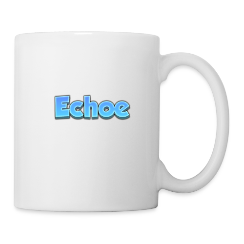 Echoe's Text Logo - Coffee/Tea Mug
