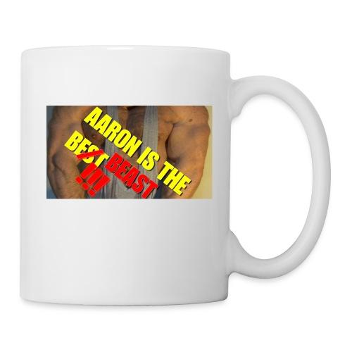 AARON IS THE BEAST - Coffee/Tea Mug