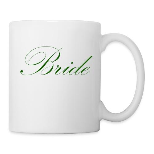 Forest Green Bride - Coffee/Tea Mug