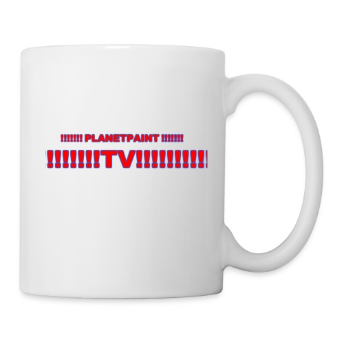 PlanetPaintTV - Coffee/Tea Mug