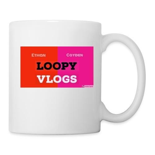 Loopy Vlogs Merch Line #1 - Coffee/Tea Mug