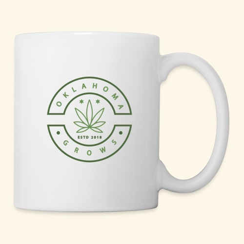Oklahoma Grows - Coffee/Tea Mug