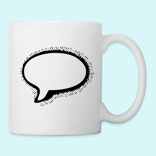 Speech Bubble Design - Coffee/Tea Mug