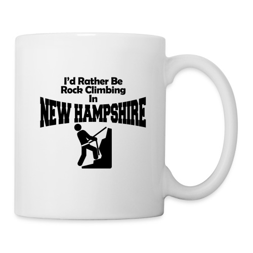 Rock Climbing New Hampshire - Coffee/Tea Mug