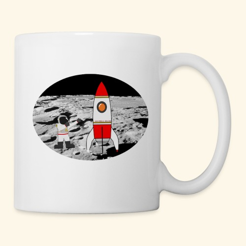 Ben The Astronaut - Coffee/Tea Mug