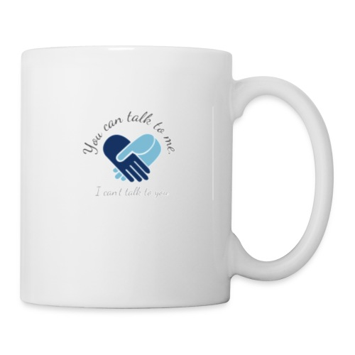 Selective Mutism Whose Choice Logo - Coffee/Tea Mug