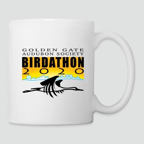 Birdathon2020 Logo - Coffee/Tea Mug