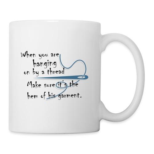 Hem of His garment - Coffee/Tea Mug