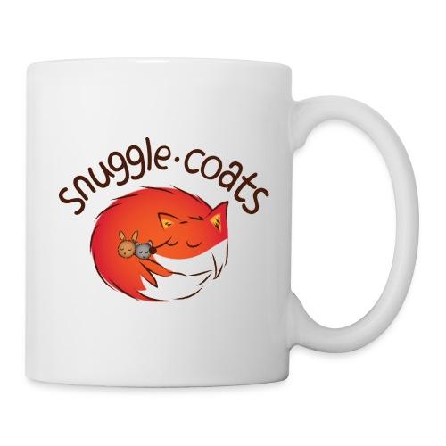 snugglecoatsfinal png - Coffee/Tea Mug