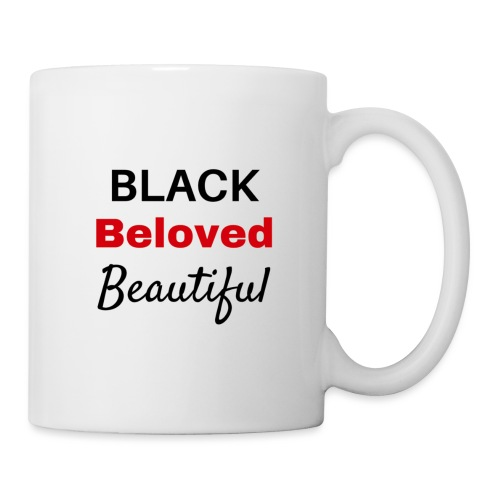 Spreadshirt Design - Blac - Coffee/Tea Mug