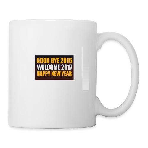 2017 - Coffee/Tea Mug