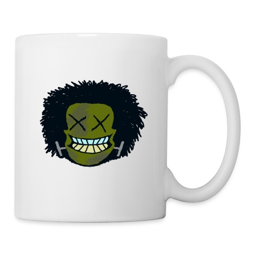 DeadHeadOG_-_messyhead - Coffee/Tea Mug