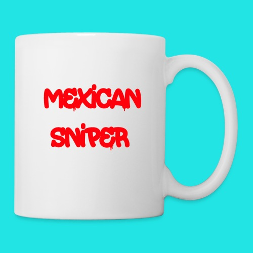 Mexican Sniper Graffiti - Coffee/Tea Mug