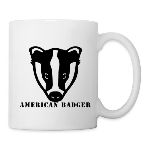 American Badger - Coffee/Tea Mug