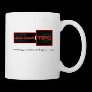 JoeteckTips - Coffee/Tea Mug
