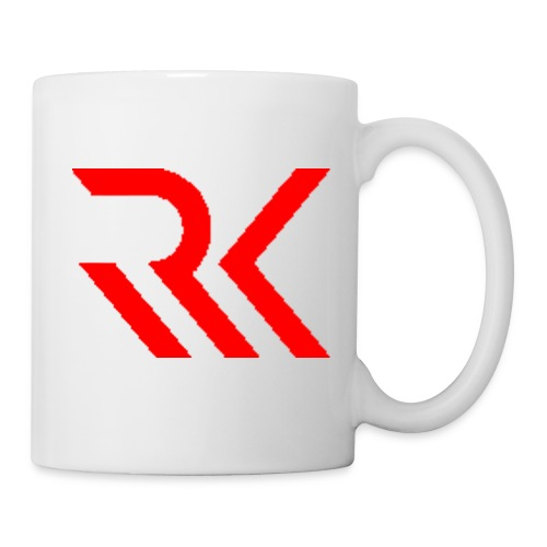 My logo - Coffee/Tea Mug